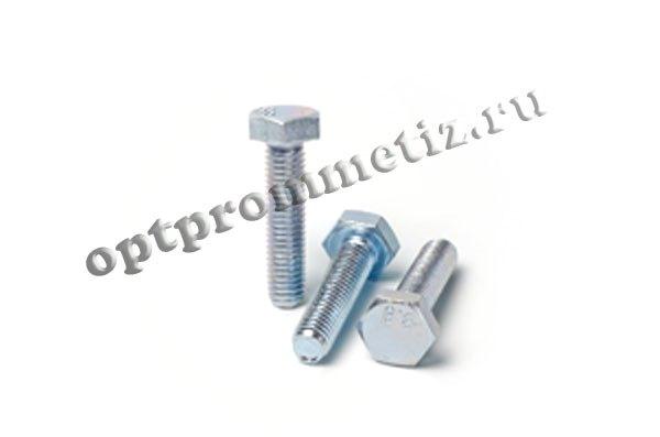 Болт шестигранный din933 кислотоупорная сталь a4