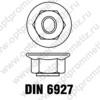 DIN 6927 м16