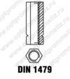 DIN 1479 м16