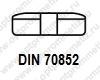 DIN 70852 м16