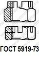 ГОСТ 5919-73 м16