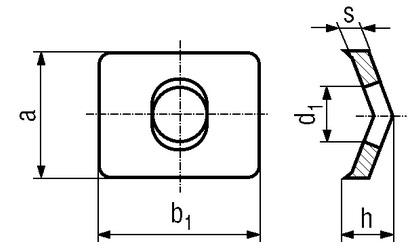 DIN 46288 B - схема