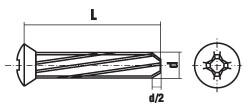 DIN 7516 форма EE