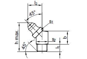 DIN 71412 B - схема