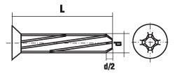 DIN 7516 форма DE