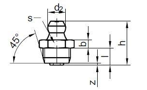 DIN 71412 A - схема